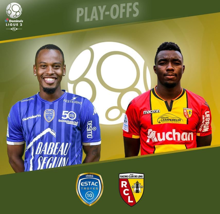 [Foot] Troyes / RC Lens (Play-Offs) ce vendredi en direct sur Canal + Sport et bein SPORTS 1 !