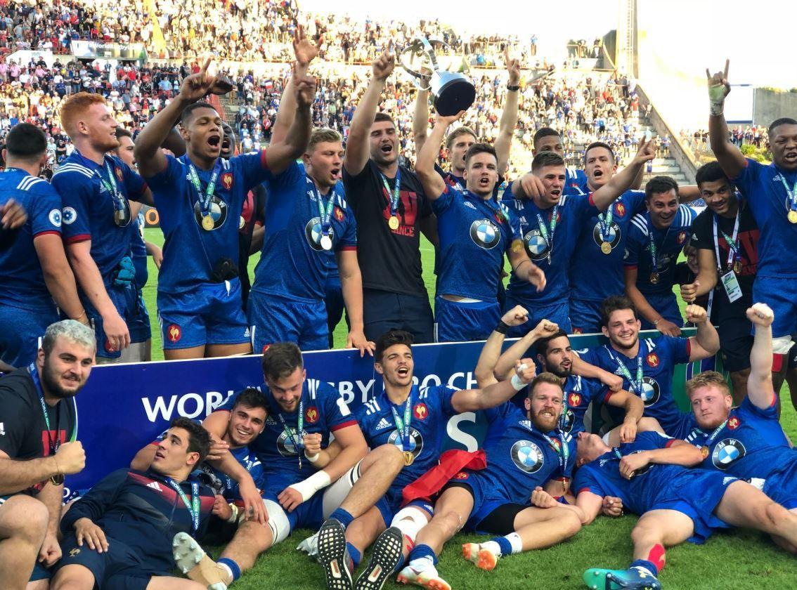 [Rugby] Le Championnat du monde U20 à suivre sur France TV Sport !