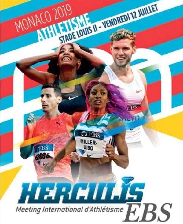 [Athlétisme ] Le Meeting Herculis de Monaco à suivre ce vendredi sur Canal Plus !
