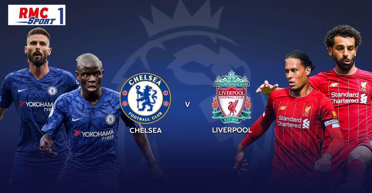 [Foot] Chelsea / Liverpool, votre week-end Premier League sur RMC Sport  et Canal Plus !