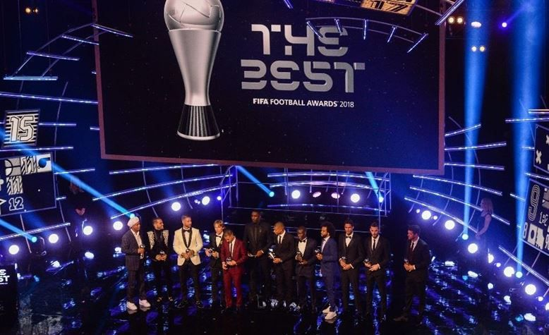 [Foot] « THE BEST FIFA Football Awards 2019 » ce lundi sur RMC Sport 1 !