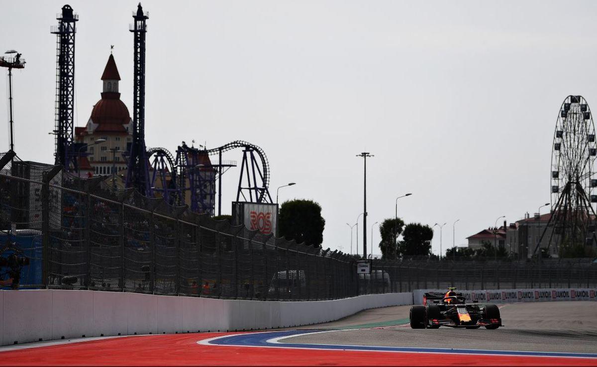 [Formule 1] Grand Prix de Russie à suivre ce week-end sur les antennes de Canal Plus !