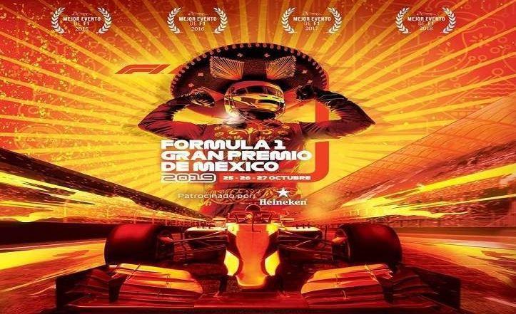 [Formule 1] Le Grand Prix du Mexique à suivre ce week-end sur Canal Plus Sport Week-end !
