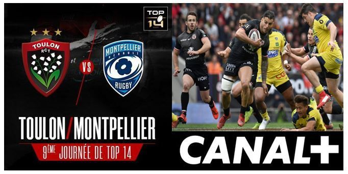 [Rugby] Top 14 - Lyon / La Rochelle et Stade Français / Racing 92 ce dimanche sur Canal + !