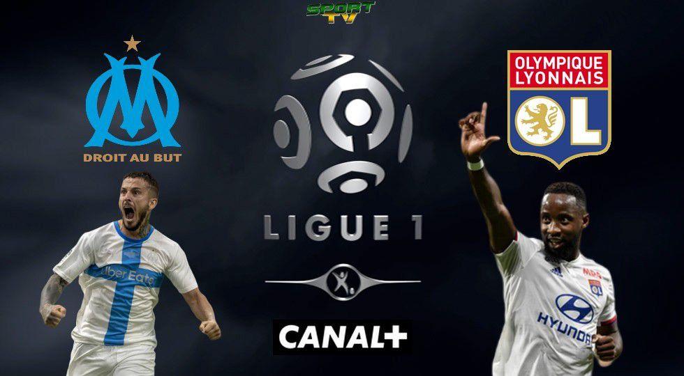 [Foot] Olympique de Marseille / Olympique Lyonnais (Ligue 1) ce dimanche sur Canal + !