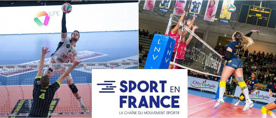 [Droits TV] Sport en France va diffuser la Ligue des Champions de Volley !