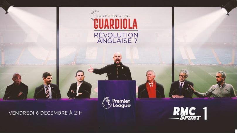 """[Infos TV] """"Guardiola, Révolution anglaise"""" le document exceptionnel ce vendredi sur RMC Sport 1 !"""
