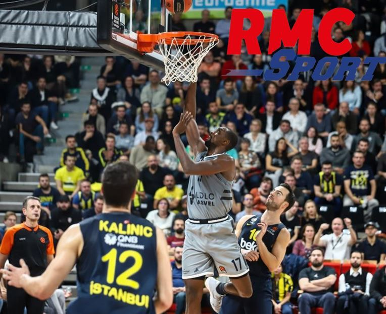 [Basket] Zénit Saint-Petersbourg / Lyon-Villeurbanne (Euroleague) ce vendredi sur RMC Sport 2 !