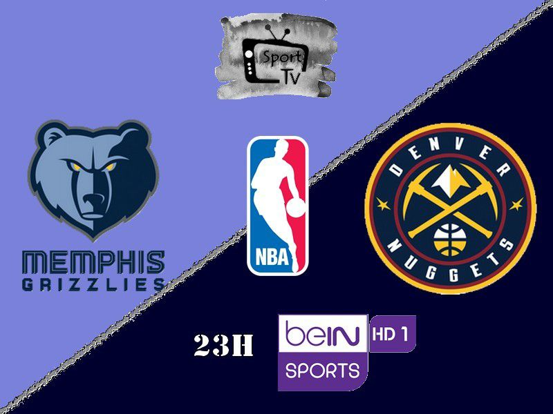 [NBA] Memphis Grizzlies @ Denver Nuggets ce samedi en direct sur beIN SPORTS 1 !