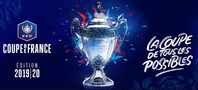 [Foot] Les rendez-vous TV Coupe de France cette semaine sur Eurosport et France 3 !