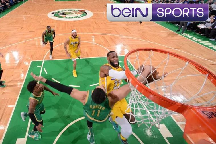 [NBA] Boston Celtics @ Los Angeles Lakers ce dimanche sur beIN SPORTS 3 !