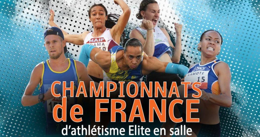 [Athlétisme] Les Championnats de France Elite en salle de Liévin ce week-end sur RMC Sport 3 !