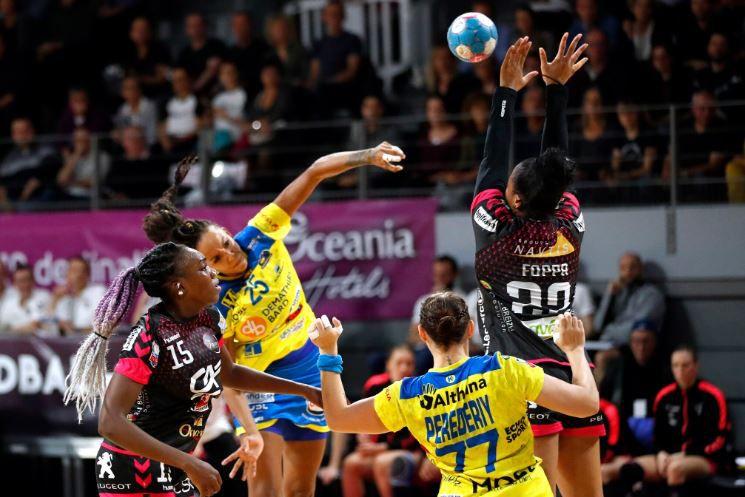 [Hand] Sport en France rediffuse des rencontres de Ligue Féminine Butagaz Energie !