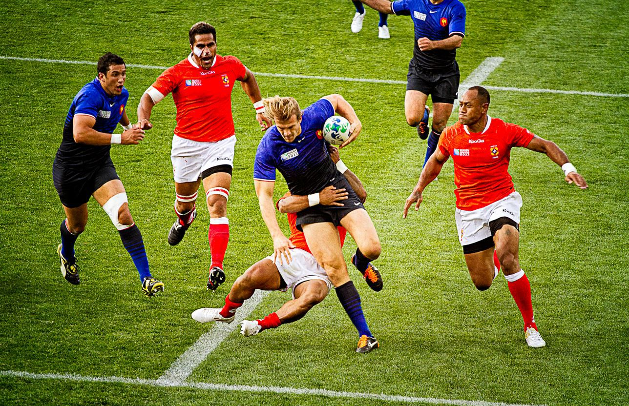 [Rugby]  France - Tonga 2011 diffusé ce vendredi sur World Rugby TV !