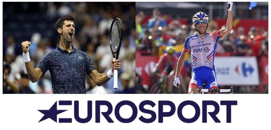 [Infos TV] Votre Journée TV du dimanche 05 avril sur les antennes d'Eurosport !