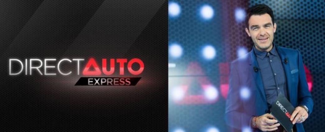 [Auto] Direct Auto Express tous les matins à 9h00 sur la chaîne L'Équipe !