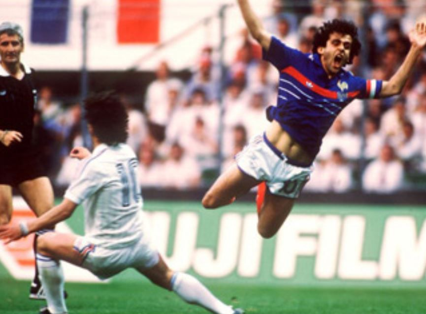 [Foot] Rétro : France / Yougoslavie  (Euro 1984) ce samedi sur la chaîne l'Equipe !