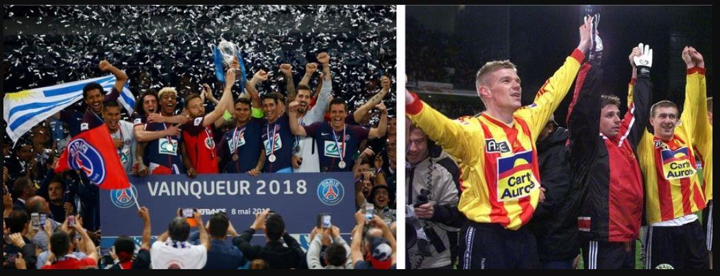 [Foot] Les Herbiers / Paris SG (Finale Coupe de France) et un Documentaire ce samedi sur France 4 !