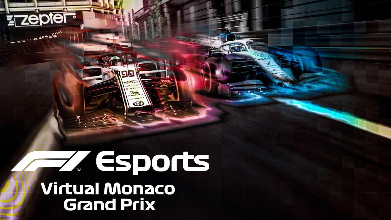 Grand Prix Virtuel de Monaco en direct ce dimanche sur Canal Plus Sport !