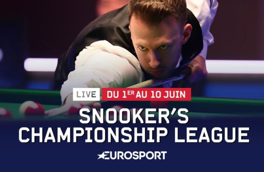 la Snooker's Championship League en direct sur Eurosport 2 !
