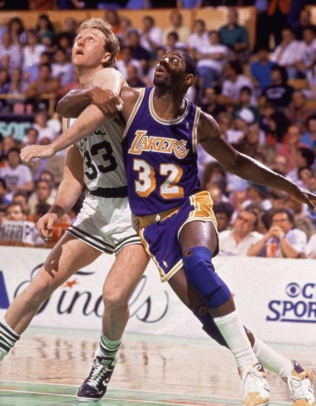 L'Équipe lance une nouvelle série inédite consacrée aux grandes rivalités de la NBA !