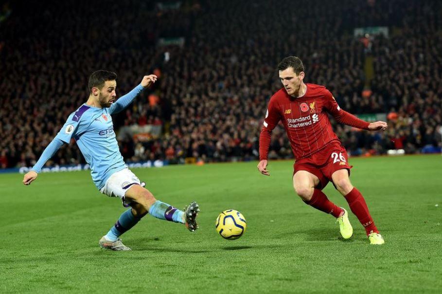 Manchester City / Liverpool en direct ce jeudi sur Canal + et RMC Sport 1 !
