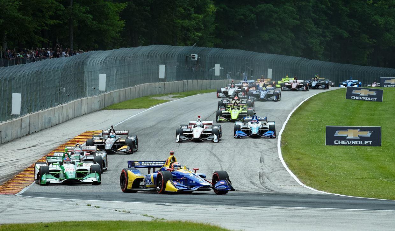 Les Courses d'Indycar REV Group – Road America 1 et 2 ce week-end sur Canal Plus Décalé !