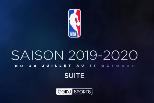 Reprise de la saison NBA en direct et en exclusivité sur beIN SPORTS !