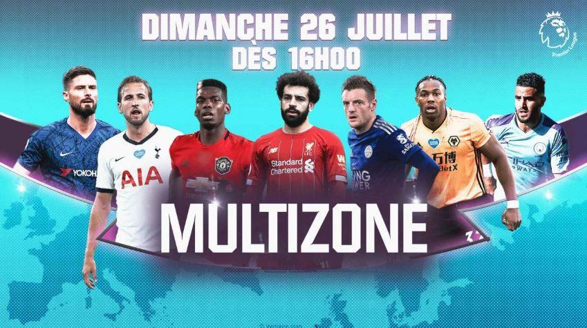La dernière journée de Premier League en intégralité et en direct ce dimanche sur RMC Sport !