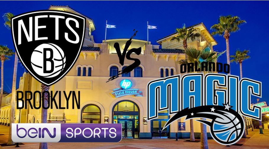 Orlando Magic @ Brooklyn Nets en direct ce vendredi sur beIN SPORTS 1 !