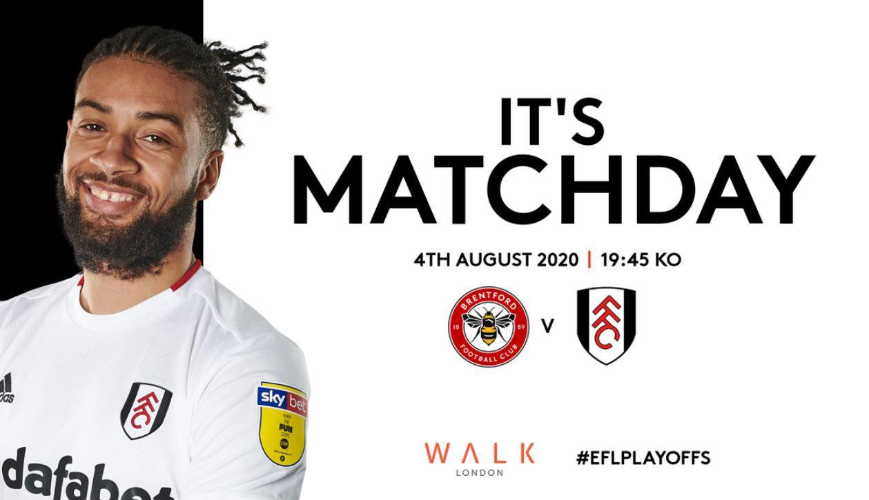 Brentford / Fulham (Finale Championship) en direct ce mardi soir sur beIN SPORTS 2 !