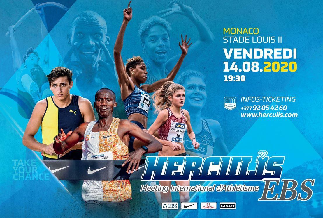Le meeting Herculis de Monaco en direct ce vendredi sur Canal Plus !
