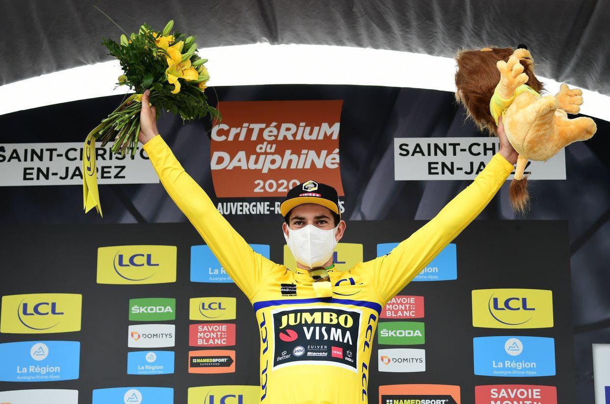 La 2e Etape du Critérium du Dauphiné (Vienne / Col de Porte) ce jeudi sur France 3  et Eurosport !