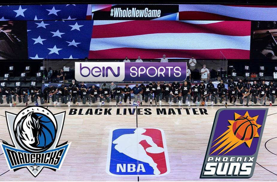 Dallas Mavericks @ Phoenix Suns en direct ce jeudi sur beIN SPORTS 1 !