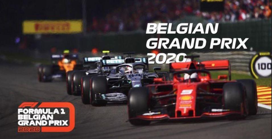 Le Grand Prix de Belgique à suivre en direct ce week-end sur les antennes de Canal Plus !
