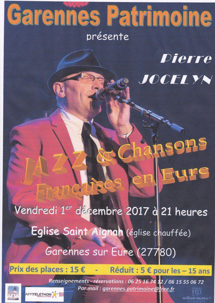 Affiche du concert du 01 12 17