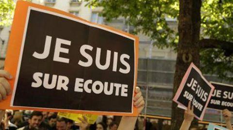 L'Assemblée Nationale vote la Loi sur le Renseignement en zone France
