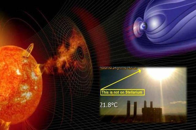 Quelque chose affecte le Système Solaire dans sa globalité