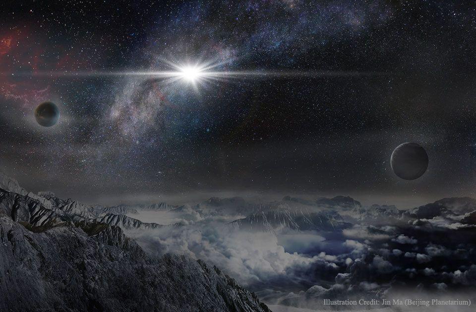 La plus puissante explosion cosmique de tous les temps, détectée en juin dernier. Un magnétar, peut-être ?