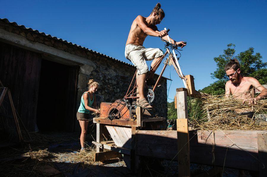 Alvaro Canovas  Ferme de Flaceleyre Vorey sur Arzon