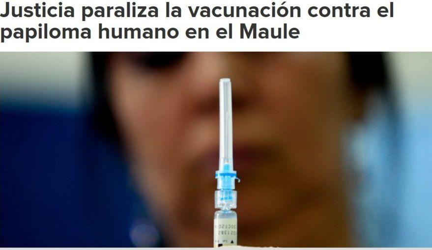 La justice chilienne suspend la vaccination contre le papillomavirus dans la région de Maule