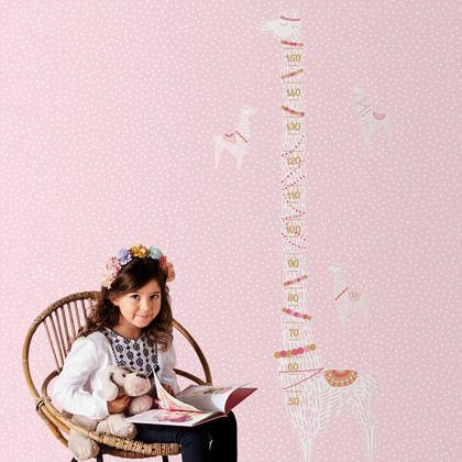 Papiers peints pour chambre de filles, petites et plus grandes