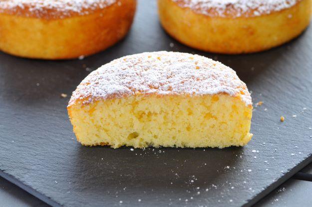 Gâteau léger au citron vert