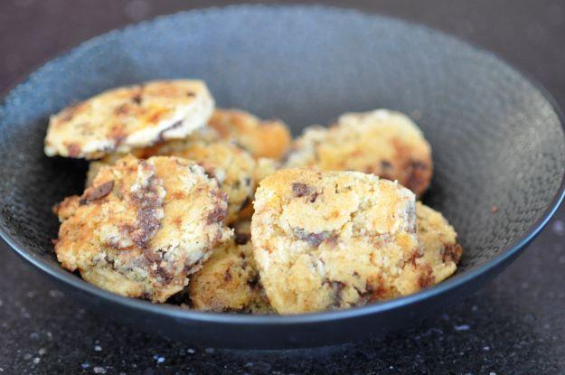 Cookies à la poele