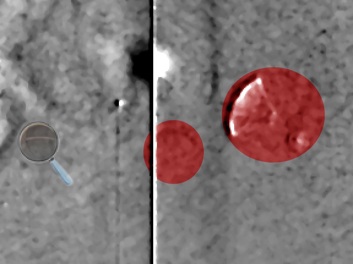 Vaisseaux géants aliens prochent de Vénus