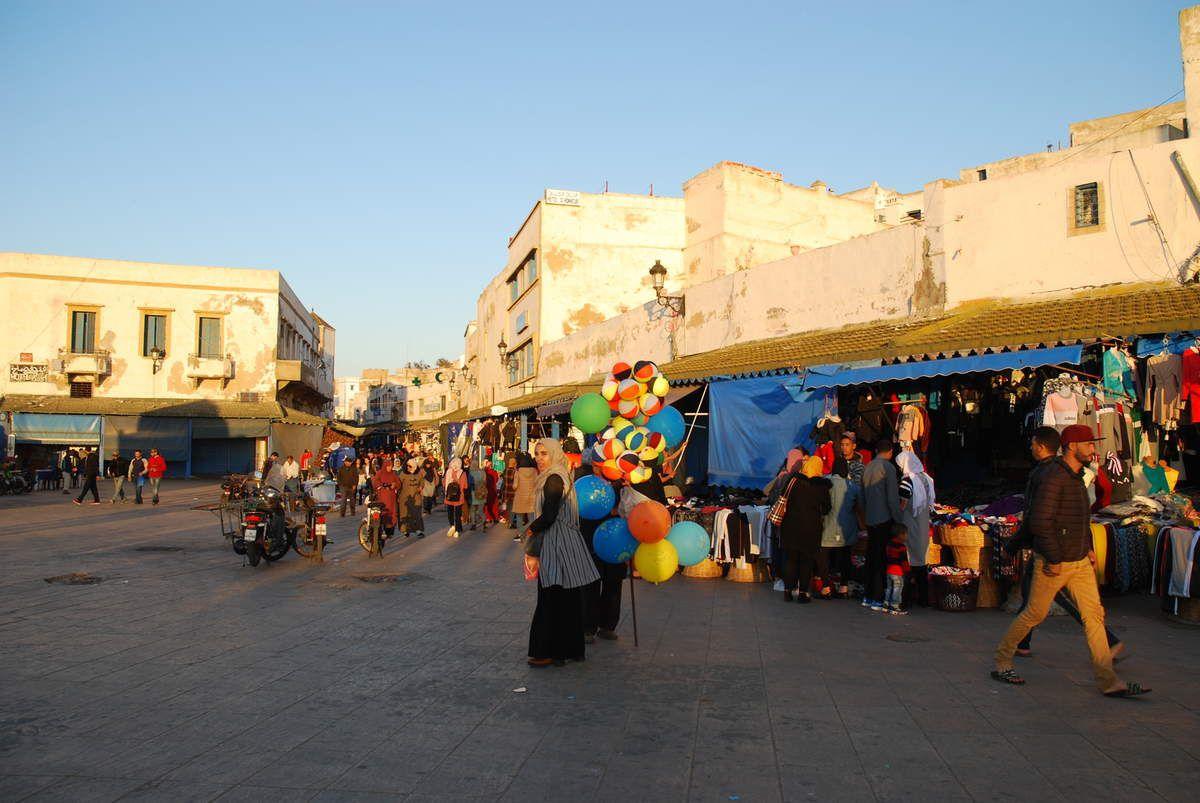 Escapade marocaine - Mars 2019