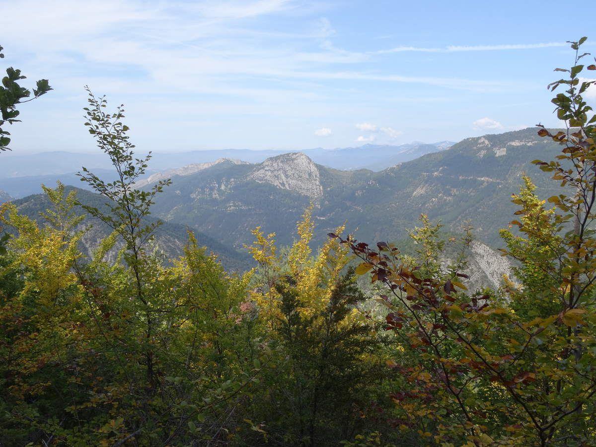 Parcours n°10 à Saillans (Drôme), le 27/09/2015