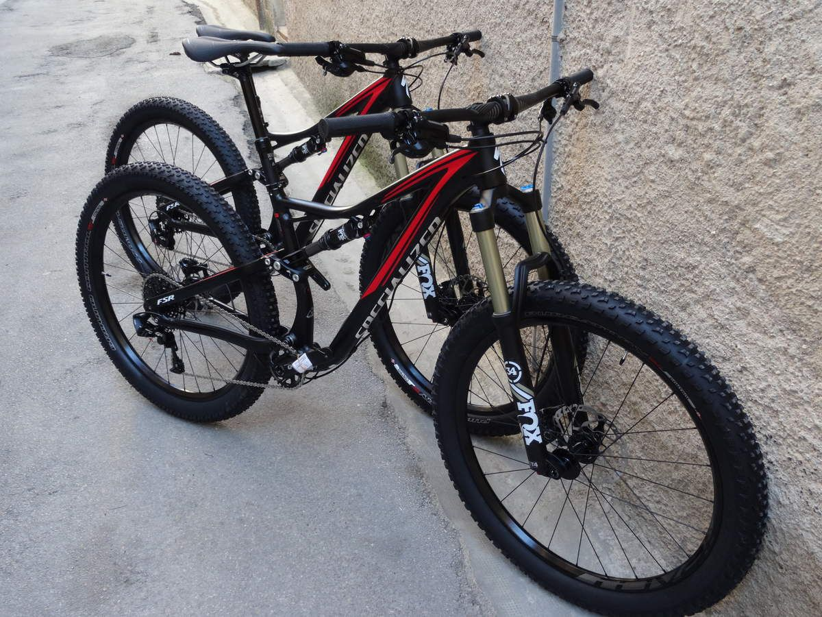 Specialized Stumpjumper Comp Alu 6 fattie 27.5+ pour  VTT-a-2.fr