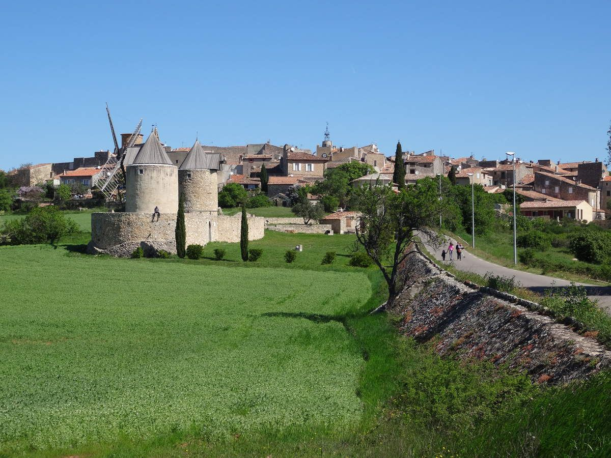 Verdière, Montmeyan, Régusse