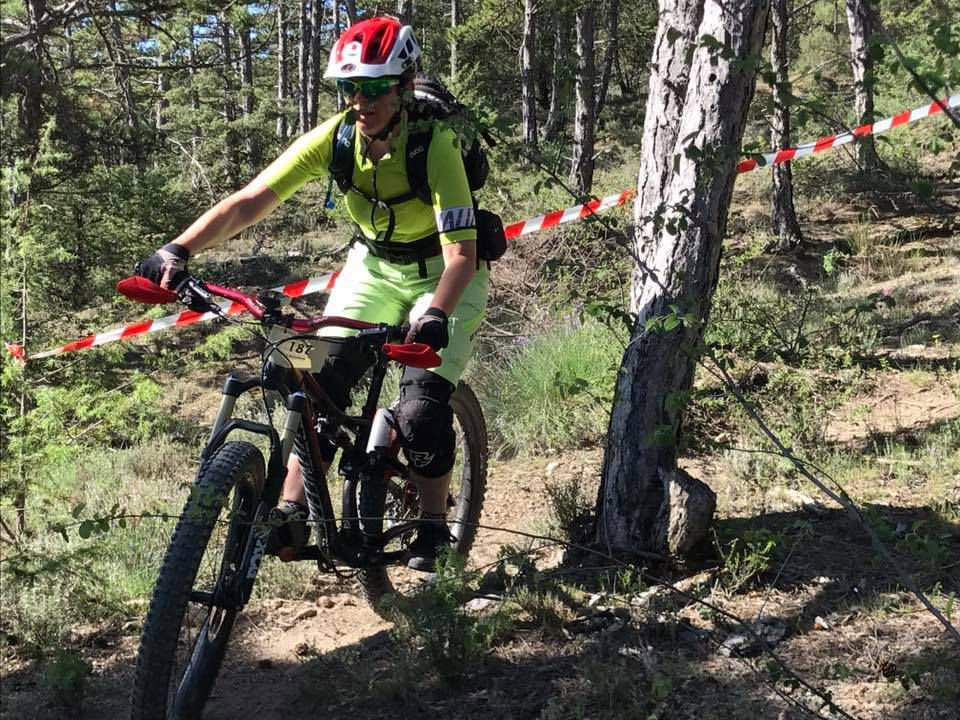 La dream Team VTT-a-2 en photos à la JALARDINE 2017